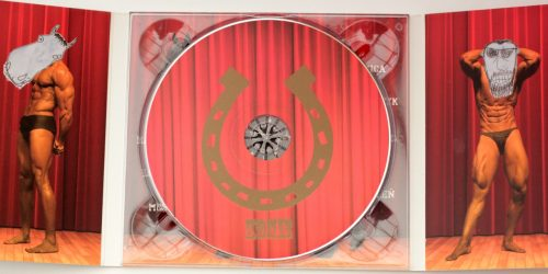 300 X CDrs 6 panel Digipak one disc Delivered inc VAT £529
