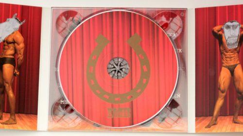 150 Discs in 4 Panel Digipacs £337